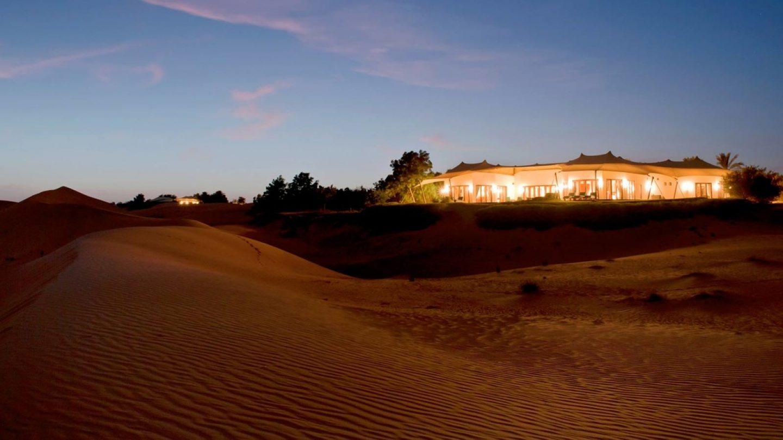 Review Hotel Al Maha
