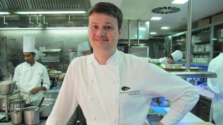 Review Restaurant Alain Ducasse at the Dorchester
