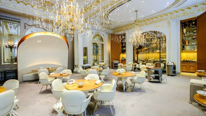 Review Restaurant Alain Ducasse au Plaza Athénée