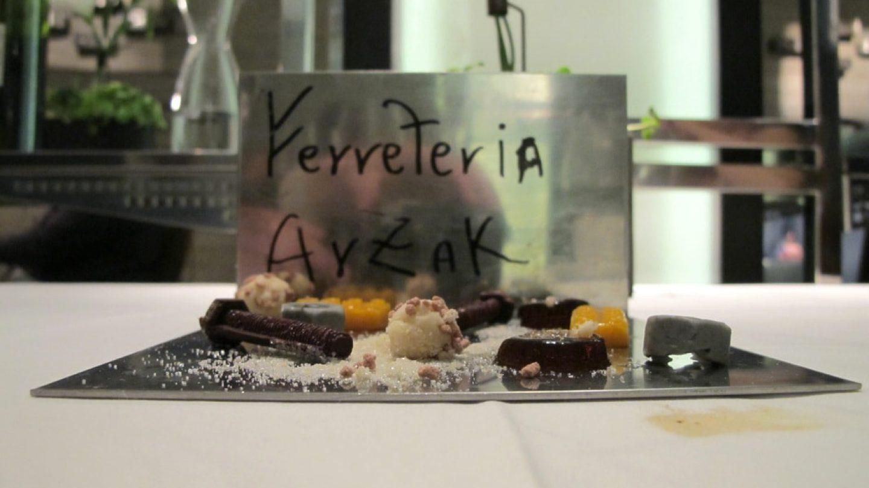Review Restaurant Arzak