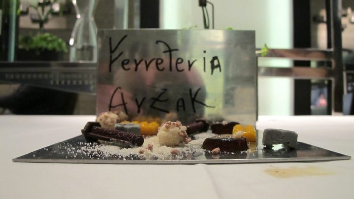 Review Restaurant Arzak