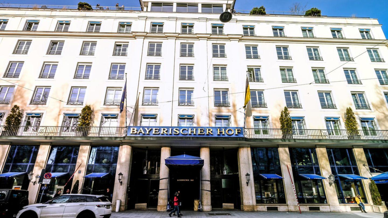 Review Hotel Bayerischer Hof