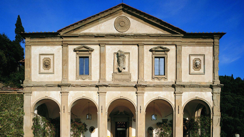 Review Hotel Belmond Villa San Michele
