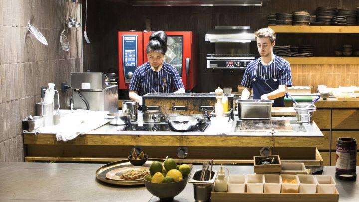 Review Restaurant Blueness