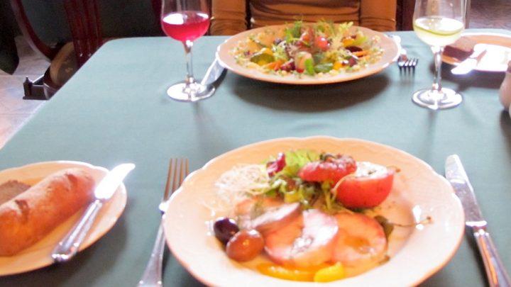 Review Restaurant Café Pushkin