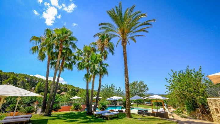 Review Hotel Can Lluc Country Hotel Ibiza