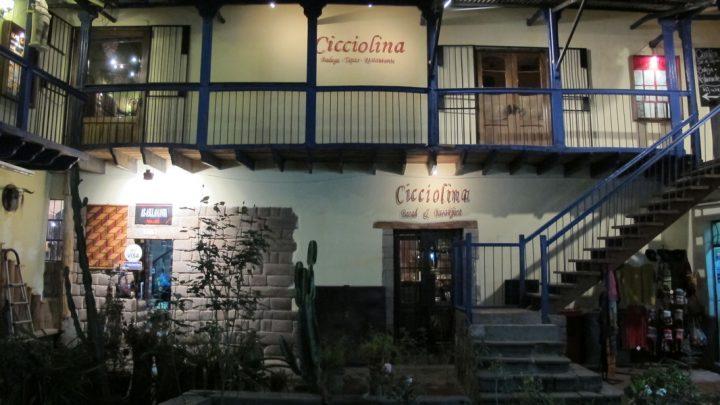 Review Restaurant Cicciolina