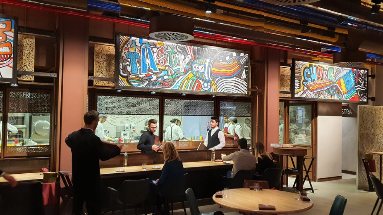 Review Restaurant Condividere