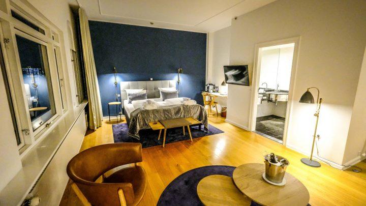 Review Hotel Copenhagen Strand Hotel