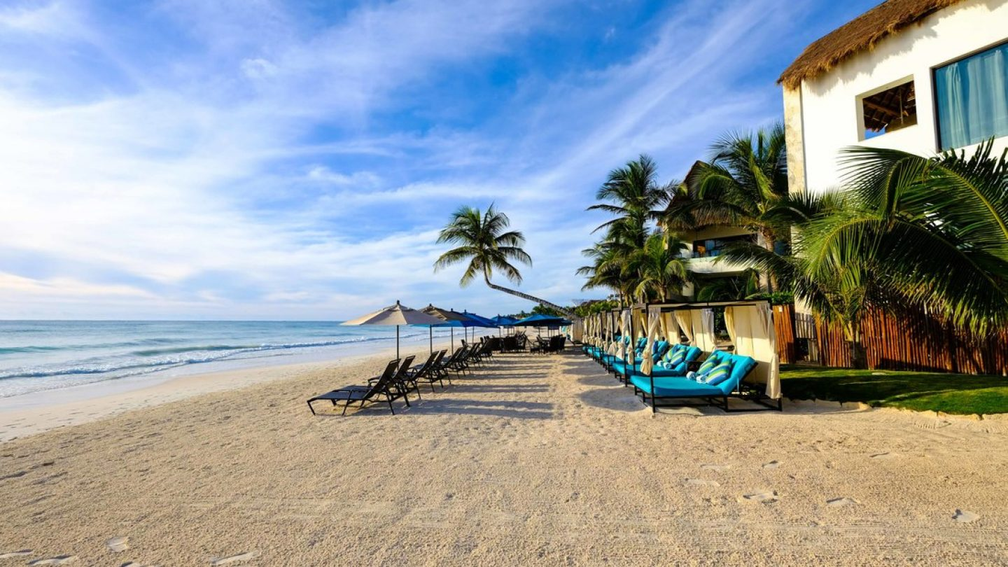 Review Hotel Coral Tulum Hotel