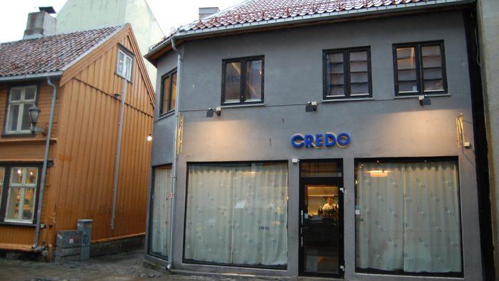 Review Restaurant Credo Restaurant & Bar