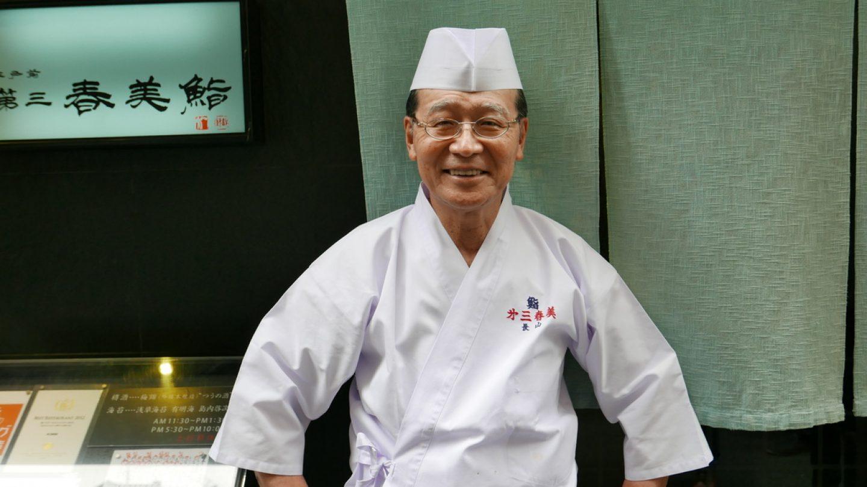 Review Restaurant Daisan Harumi Sushi