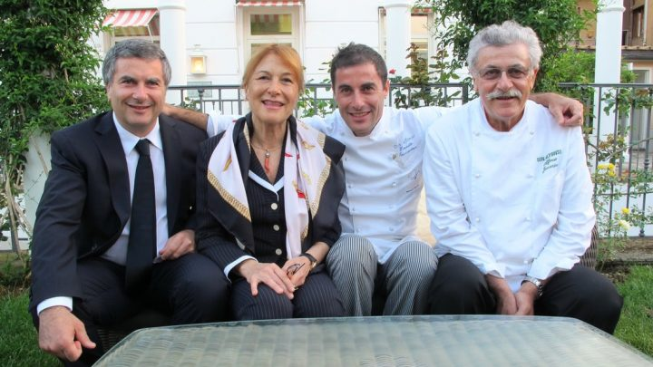 Review Restaurant Don Alfonso 1890