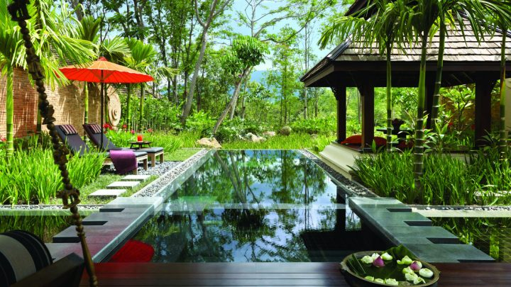 Review Hotel Four Seasons Resort Chiang Mai