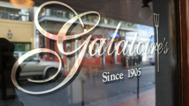 Review Restaurant Galatoire's