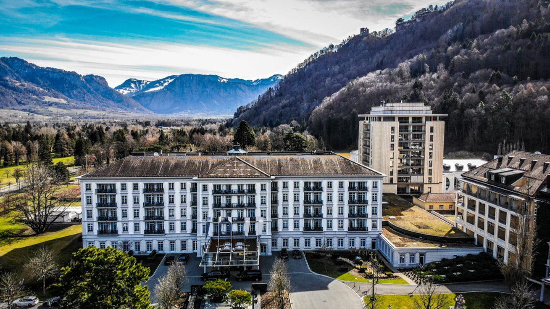Review Hotel Grand Resort Bad Ragaz
