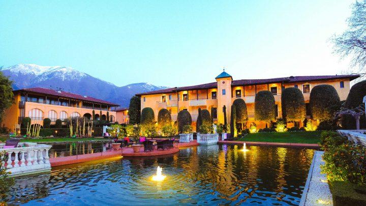 Review Hotel Hotel Giardino Ascona