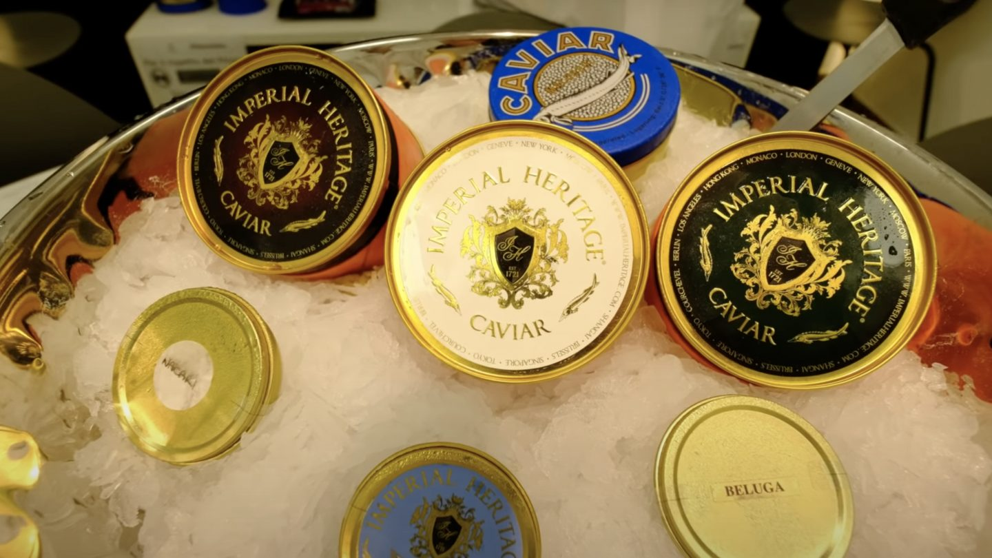 Review Travel Experience How Caviar is Made