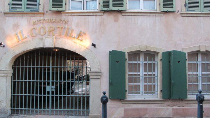 Review Restaurant Il Cortile
