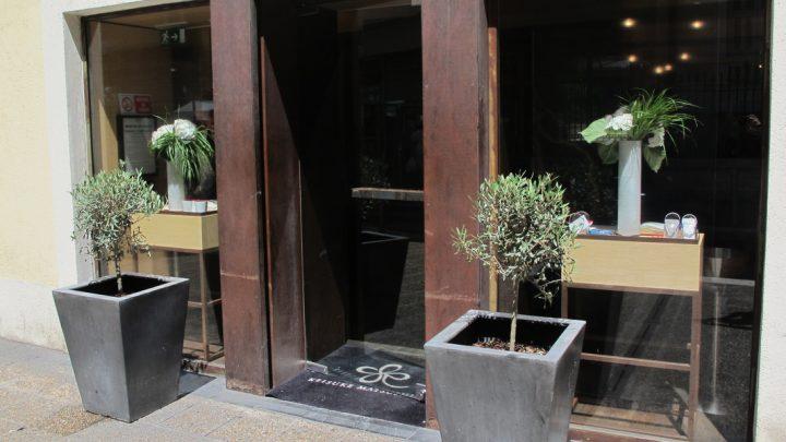Review Restaurant Keisuke Matsushima
