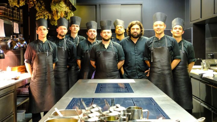 Review Restaurant Konstantin Filippou