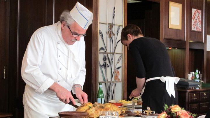 Review Restaurant Kronenhalle