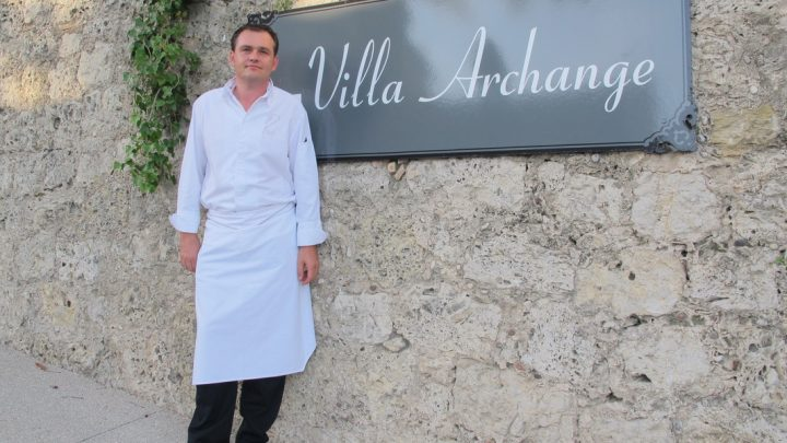 Review Restaurant La Villa Archange