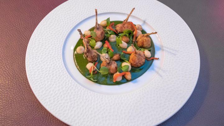 Review Restaurant La Villa Lorraine