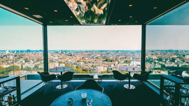 Review Restaurant La Villa in the Sky