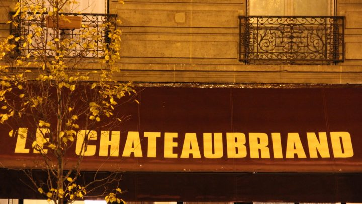 Review Restaurant Le Chateaubriand