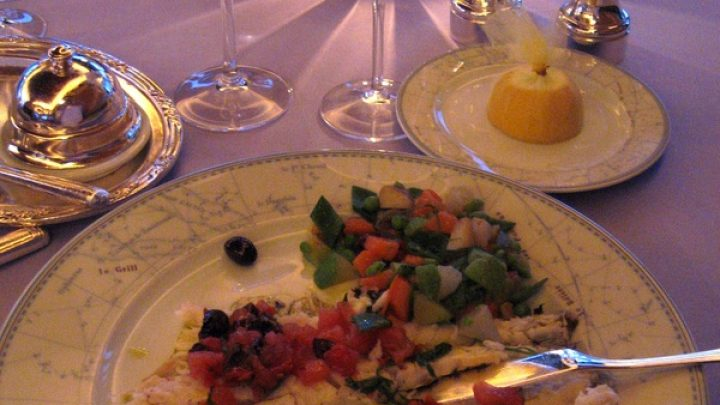 Review Restaurant Le Grill