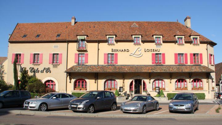 Review Restaurant Le Relais Bernard Loiseau