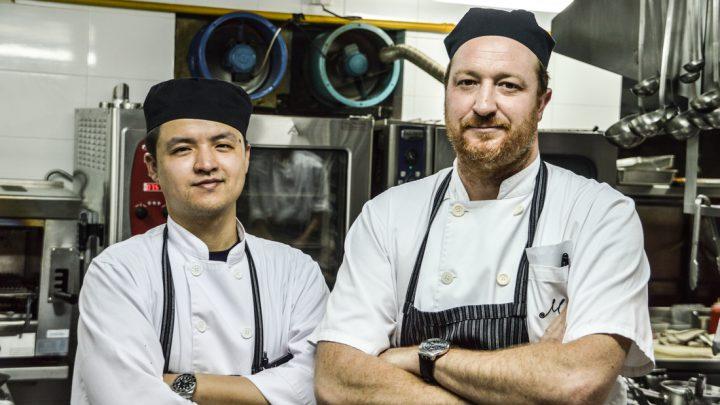Review Restaurant M on the Bund