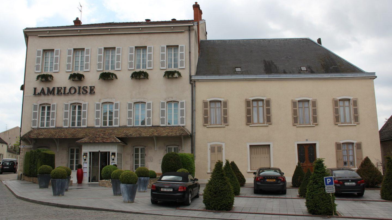 Review Restaurant Maison Lameloise