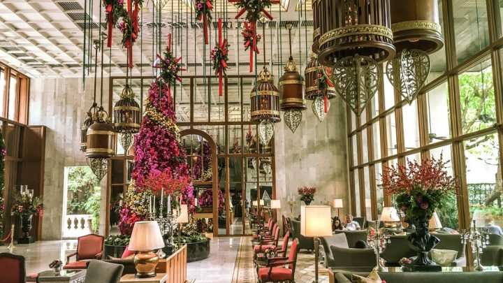 Review Hotel Mandarin Oriental Bangkok