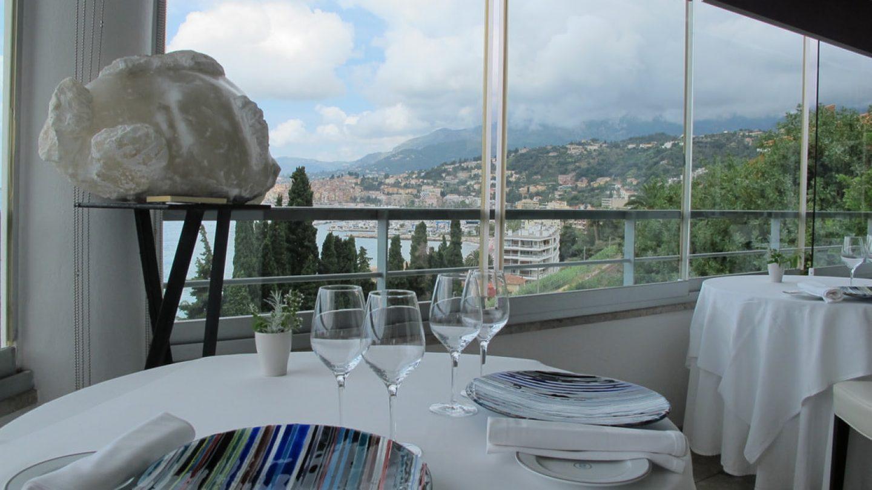 Review Restaurant Mirazur