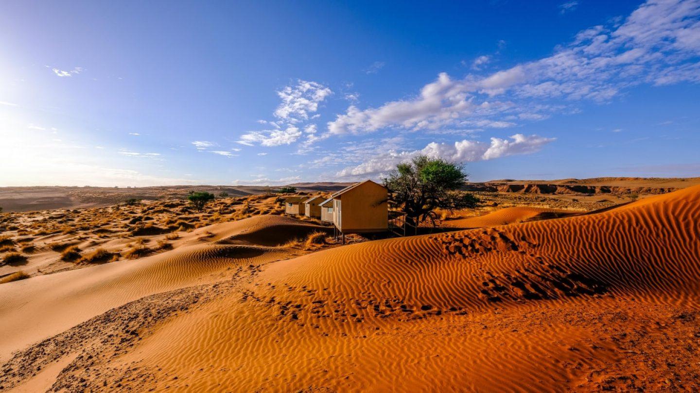Review Hotel Namib Dune Star Camp