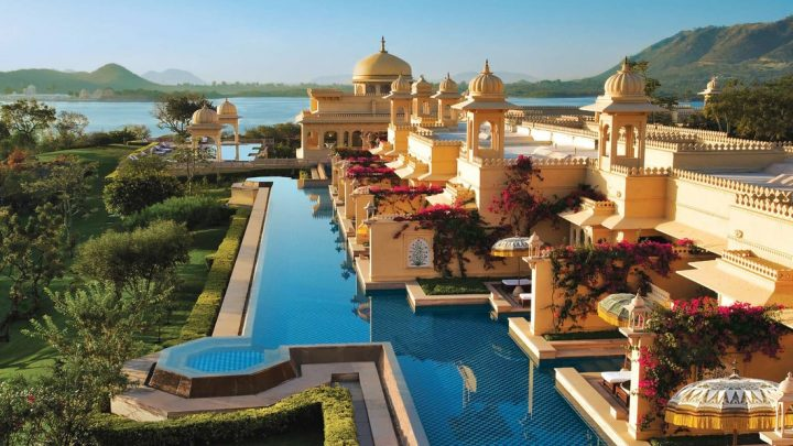 Review Hotel Oberoi Udaivilas