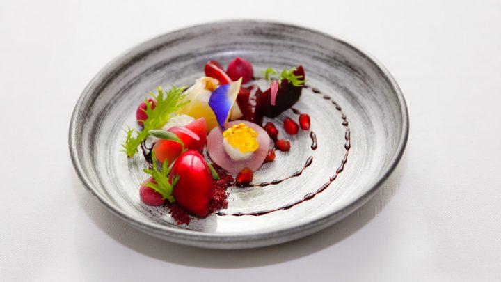 Review Restaurant Odette Restaurant