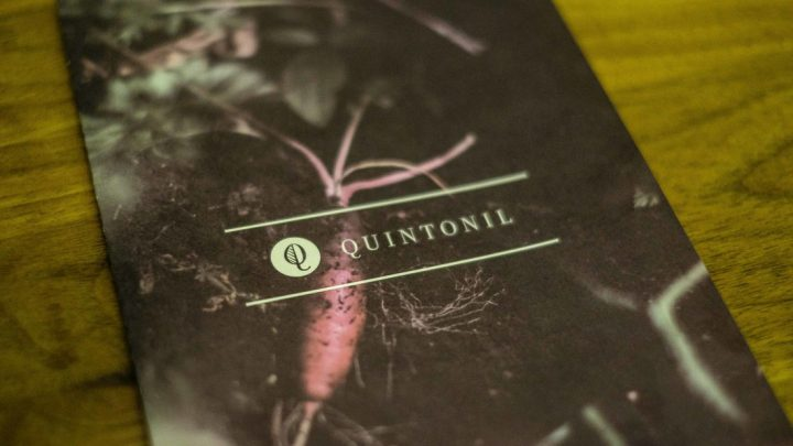 Review Restaurant Quintonil