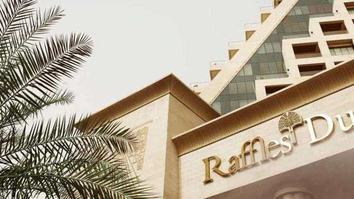 Review Hotel Raffles Dubai