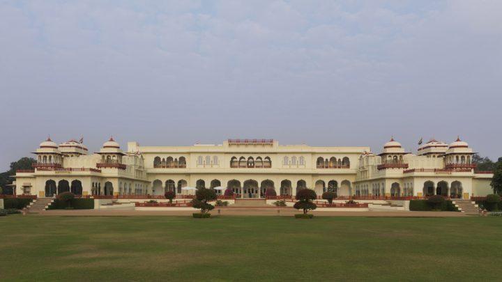 Review Hotel Rambagh Palace
