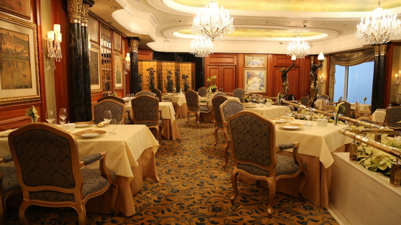 Review Restaurant Restaurant Petrus