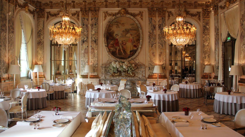 Review Restaurant Restaurant le Meurice Alain Ducasse