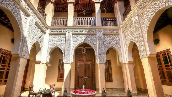 Review Hotel Riad Kniza