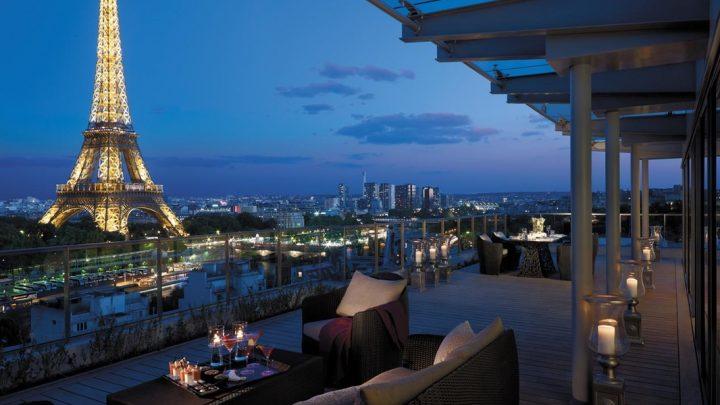 Review Hotel Shangri-La Hotel, Paris