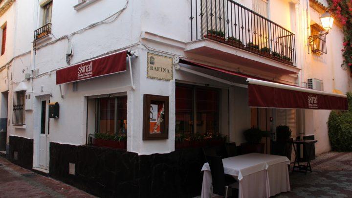 Review Restaurant Skina