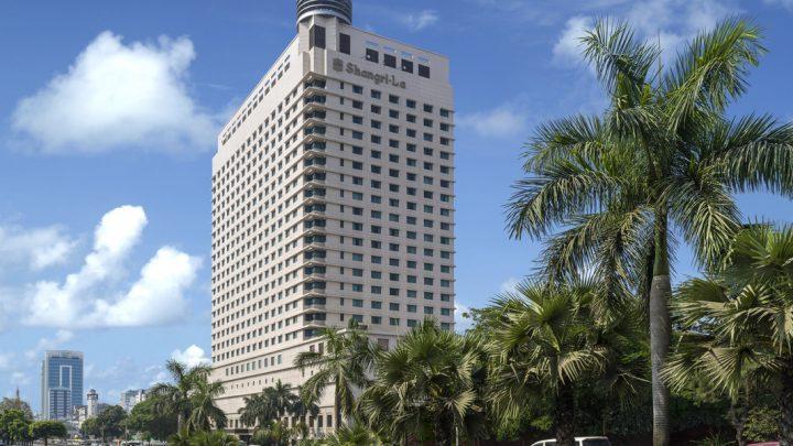 Review Hotel Sule Shangri-La Hotel Yangon