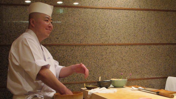 Review Restaurant Sushi Kanesaka