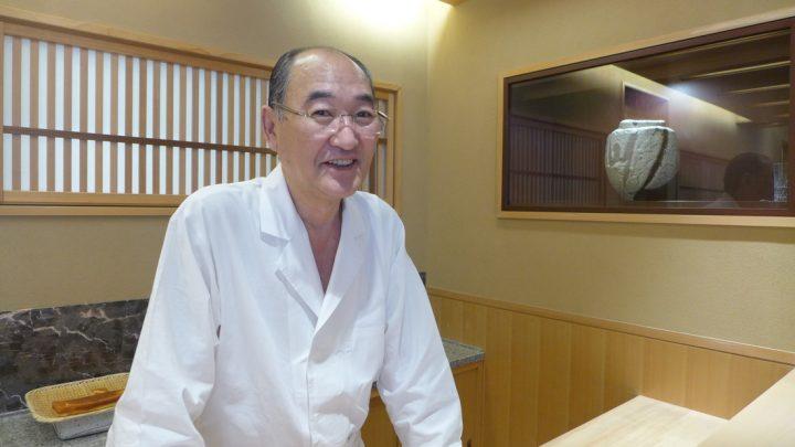 Review Restaurant Sushi Mizutani